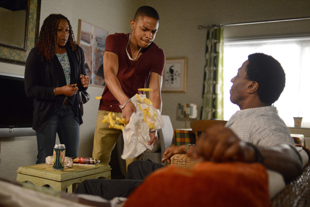 EastEnders, Dexter's mad with Ava, Mon 8 Jul