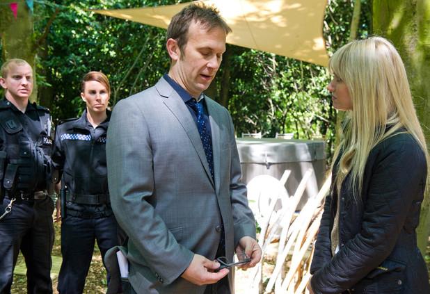 Emmerdale, Declan plays Katie, Wed 3 Jul