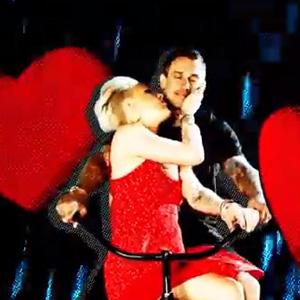 Pink latest video 'True Love' featuring her husband Carey Hart
