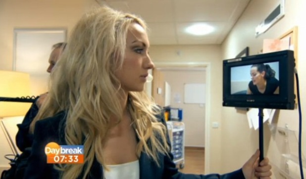 The Apprentice's Leah Totton in the final - 12 July 2013