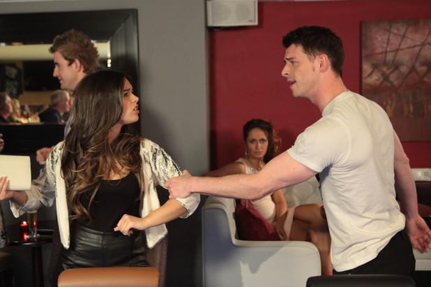 Corrie, Katy's jealous of Ryan, Wed 10 Jul