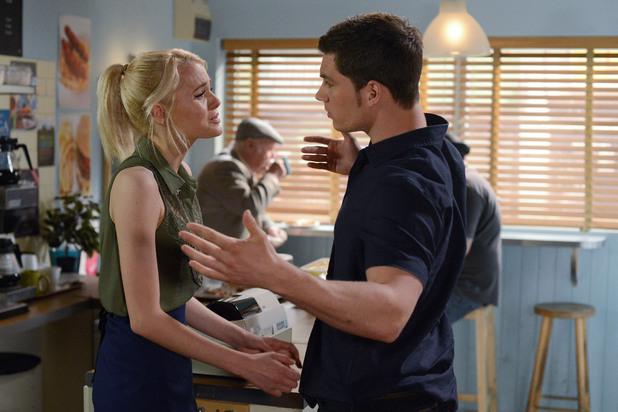 EastEnders, Joey dumps Lucy, Mon 15 Jul