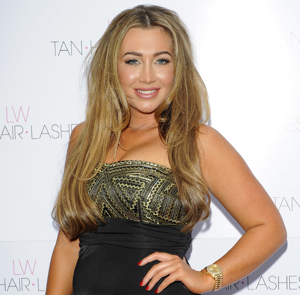 Lauren Goodger, Lauren's Way - launch party held at the Jewel Club - Photocall, 8 May
