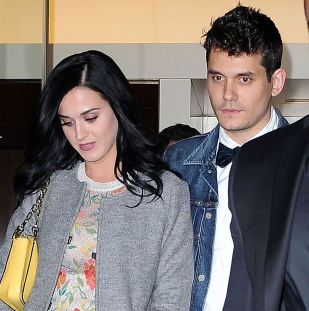 Startraks Photo/Rex Features Katy Perry and John Mayer out and about, New York, America - 16 Oct 2012 Katy Perry and John Mayer 16 Oct 2012