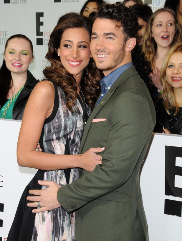 Danielle Jonas: Pregnancy in pictures