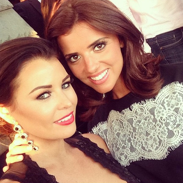 Jessica Wright, Lucy Mecklenburgh at TOWIE wrap party, 10 July 2013