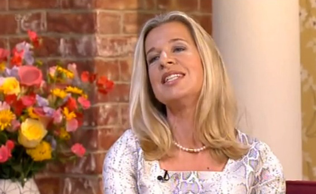 Katie Hopkins on ITV This Morning