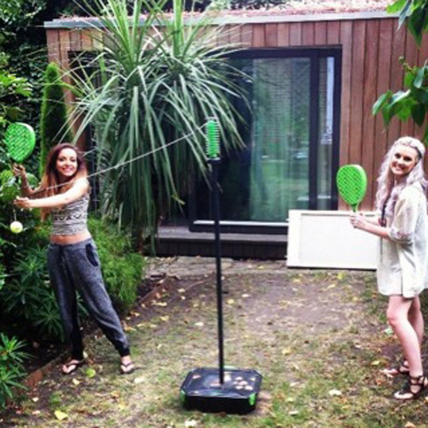 Perrie Edwards celebrates 20th birthday, 10 July 2013
