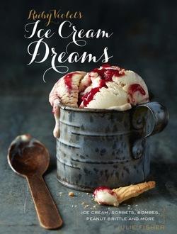 ruby violet's ice cream dreams book cover