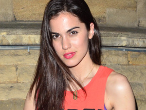 Made In Chelsea's Sophia Sassoon at the I Love Designer party, held at the House of Barnabas on Greek Street PersonInImage:Sophia Sassoon Credit :Joe Alvarez Special Instructions :