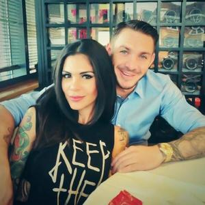 Cami Li and Kirk Norcross - 19 July 2013
