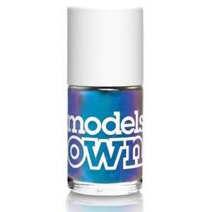 Models Own Nail Paint in Aqua Violet, £5 from modelsownit.com