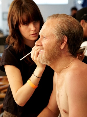 One Direction's Niall Horan is given old makeover for 'Best Song Ever' video - 16 July 2013