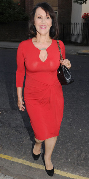 Arlene Phillips at the ITV Summer Party, London, Britain - 17 Jul 2013