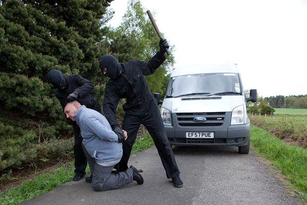 Hollyoaks, Ste and Freddie rob a van, Thu 18 Jul