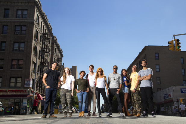 Washington Heights, group shot, Tue 16 Jul