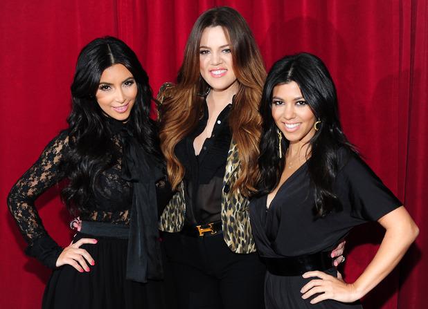 Kim, Kourtney & Khloe Kardashian