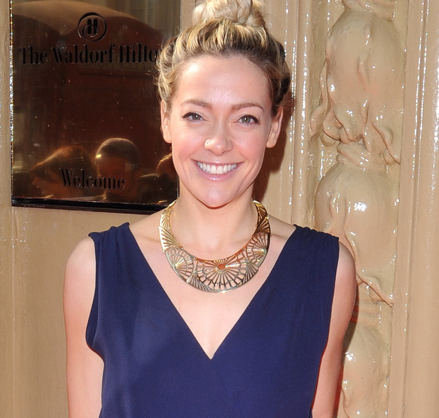 Cherry Healey Tesco Mum Of The Year Awards held at the Waldorf Hilton - Arrivals. London, England - 11.03.12