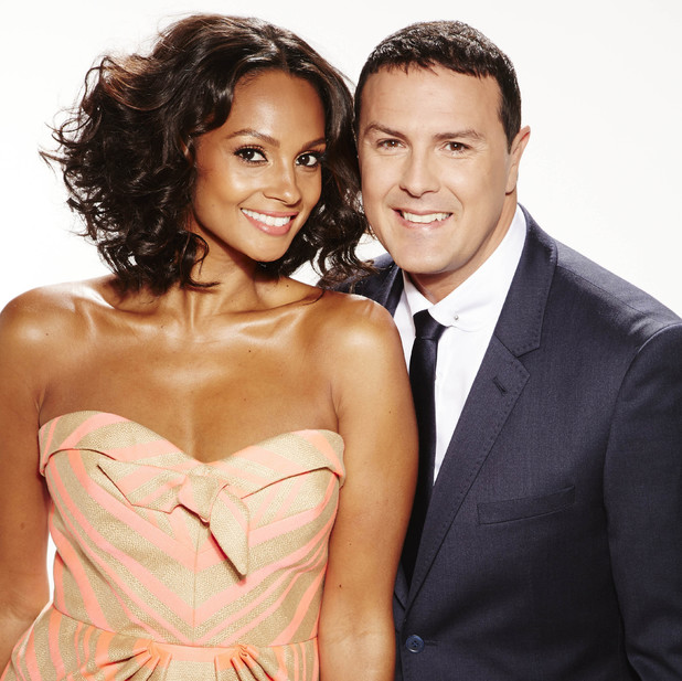 Your Face Sounds Familiar, Paddy McGuinness and Alesha Dixon