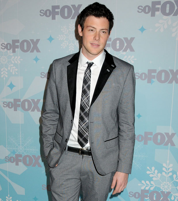 Cory Monteith, The FOX TCA Winter 2011 Party held at Villa Sorriso - Arrivals Pasadena, California - 11.01.11