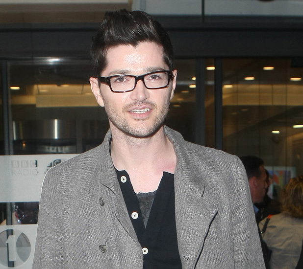Celebrities at the BBC Radio 1 studios PersonInImage:Danny O'Donoghue Credit :WENN.com Special Instructions : Date Created :06/21/2013