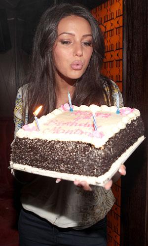 Michelle Keegan celebrates Mantra's fourth birthday, Kildare, 13 July 2013