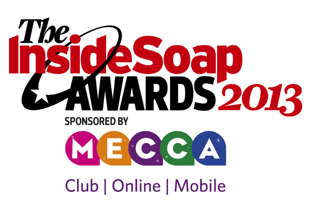 2013 Inside Soap Awards logo