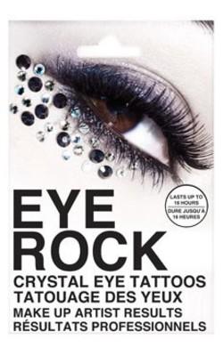 Eye Rock Crystal Eye Tattoo