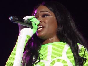 Azealia Banks Lovebox Festival held at Victoria Park - Day 1 - Performances