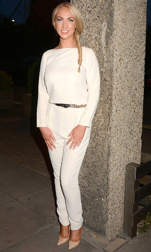 Celebrities outside the RTE studios for 'Saturday Night With Miriam' - Dr Leah Totton - 20 July 2013