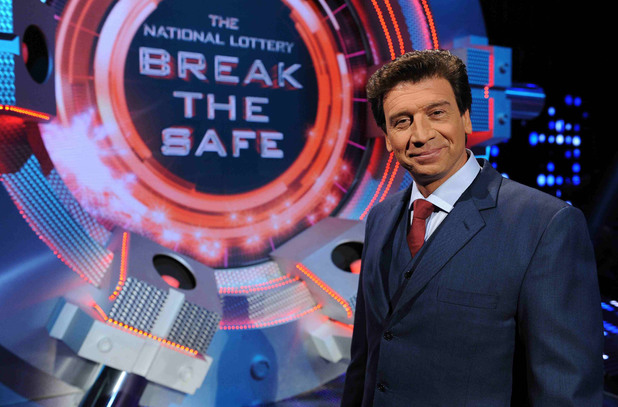 Break The Safe, Nick Knowles, Sat 27 Jul