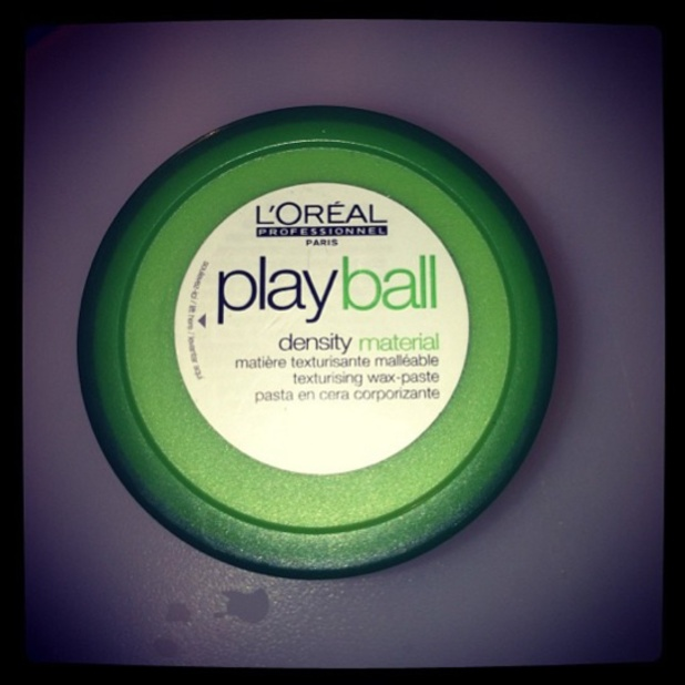 L'Oréal Professionnel Play Ball Density Material
