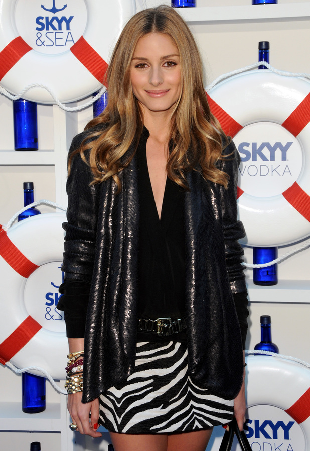 Olivia Palermo - Skyy Vodka hosts kick-off Party for the Governors Ball Music Festival