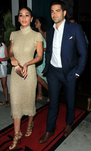 Jesse Metcalfe and Cara Santana at Maestro restaurant in Beverly Hills PersonInImage:Jesse Metcalfe,Cara Santana Credit :Winston Burris/WENN.com Special Instructions : Date Created :07/24/2013 Location :Los Angeles, CA, United States