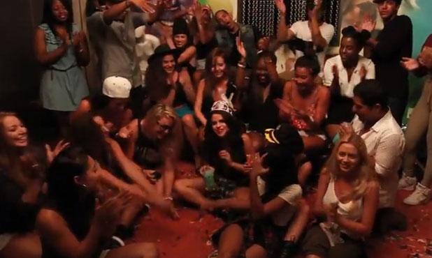 Selena Gomez, Birthday video still, 22 July 2013