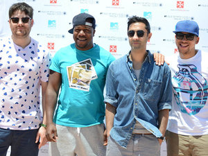 'Isle of MTV' concert photocall in Malta, Rudimental 23 June 2013