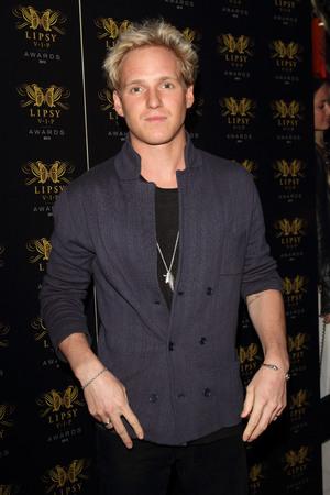 29 May 2013 Lipsy VIP Fashion Awards held at DSTRKT- Arrivals Jamie Laing