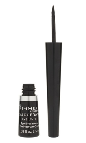 Rimmel London Exaggerate Liquid Eyeliner, £5.29