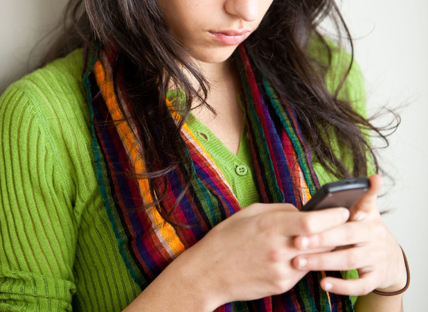 People are sustaining more injuries through texting