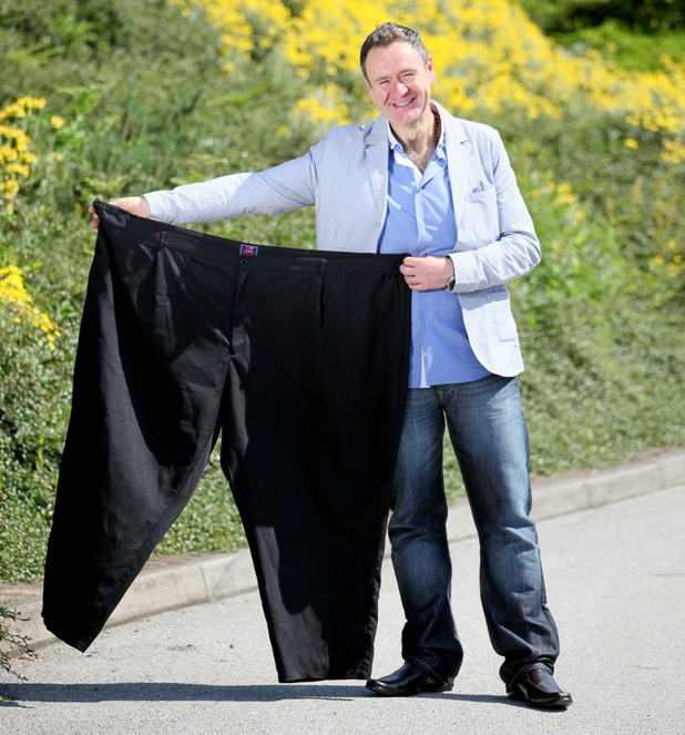 Slimming World's Man of the Year - Simon Cowell, Lucy ...