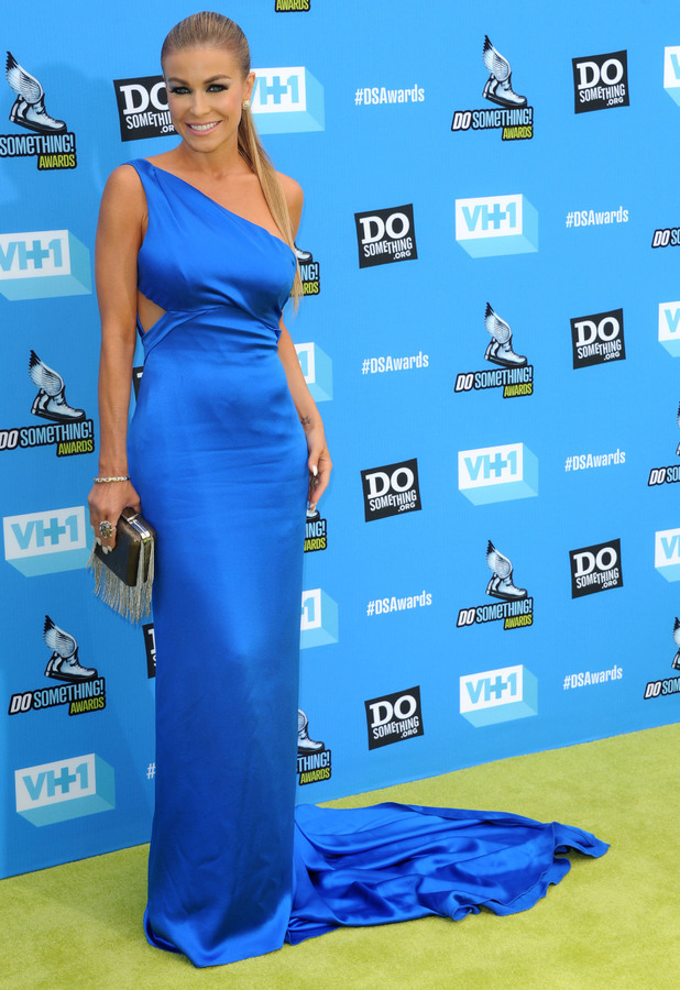 Carmen Electra at The 2013 Do Something Awards held at The Avalon in Hollywood - Arrivals