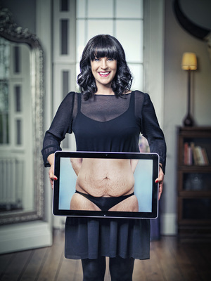 How Not To Get Old, Anna Richardson, Wed 7 Aug