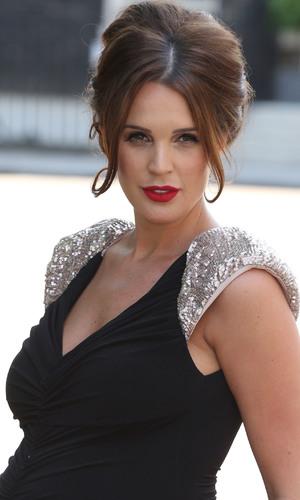 Danielle O'Hara launches her maternity range - 7 July 2013