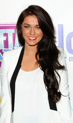 Vicky Pattison Loaded LAFTAS 2012 held at the Cuckoo Club London, England - 08.02.12