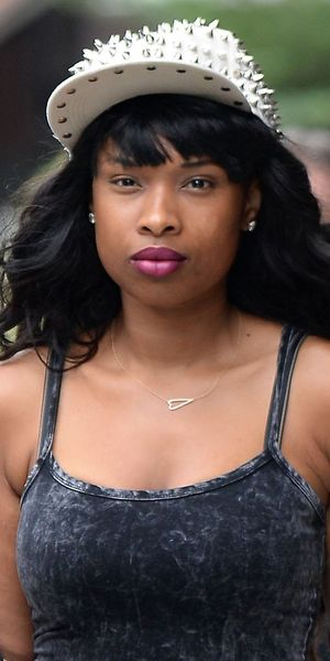 Jennifer Hudson out and about, New York, America - 08 Aug 2013