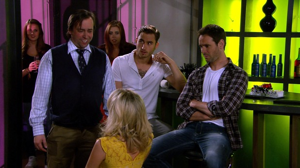 Hollyoaks, Carmel proposes to Jim, Thu 8 Aug