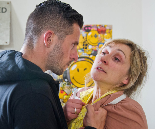 Emmerdale, Laurel confronts her attacker, Thu 8 Aug