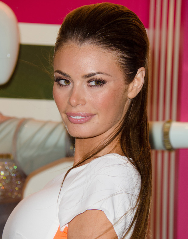 Chloe Sims at CelebBoutique Store Launch Party at Westfield Stratford City in London. 25th July 2013. 07/25/2013