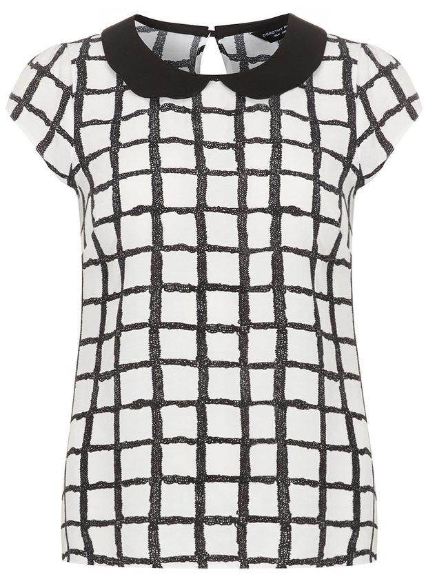 Fashion: Monochrome checks