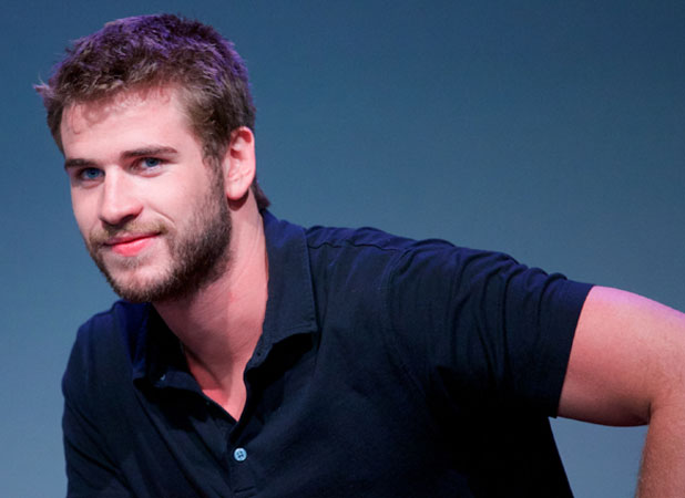Liam Hemsworth attends Apple Store Soho Presents: Meet The Filmmakers - 'Paranoia' at Apple Store Soho